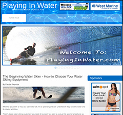 water sports website business for sale